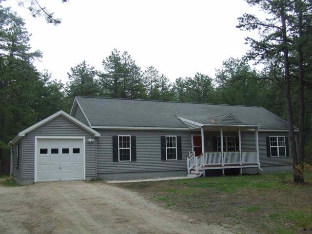 284 Silver Pine Lane, Tamworth, NH 03886 (MLS #4754122) :: Keller Williams Coastal Realty