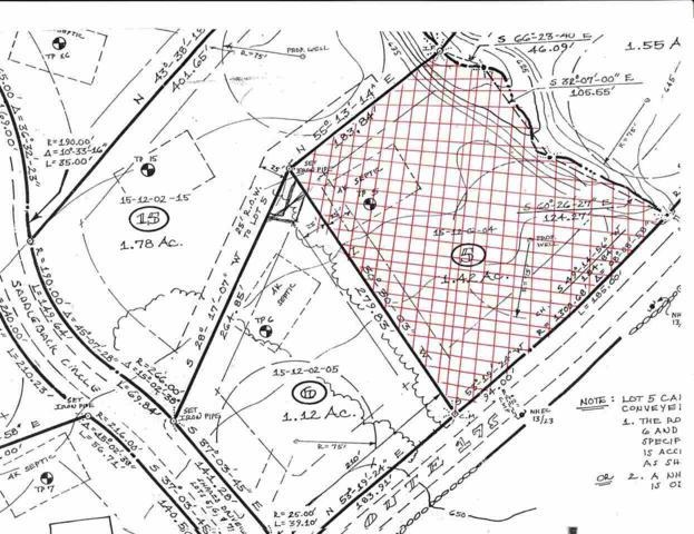 Lot 5 Saddle Back Circle #5, Campton, NH 03223 (MLS #4754216) :: Keller Williams Coastal Realty