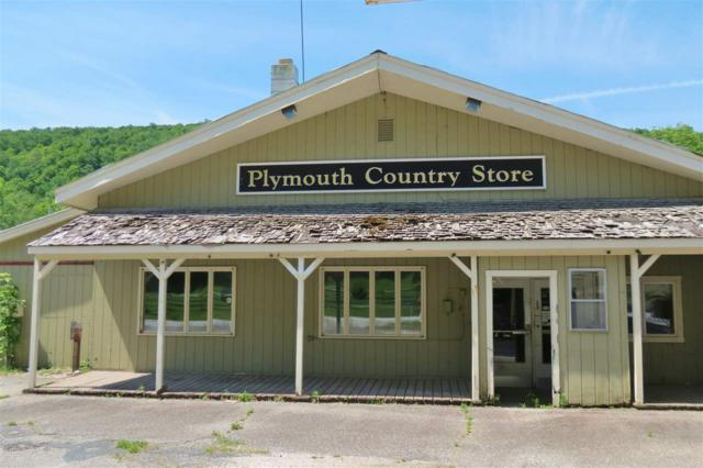 5543 Route 100 Highway, Plymouth, VT 05543 (MLS #4758540) :: The Hammond Team