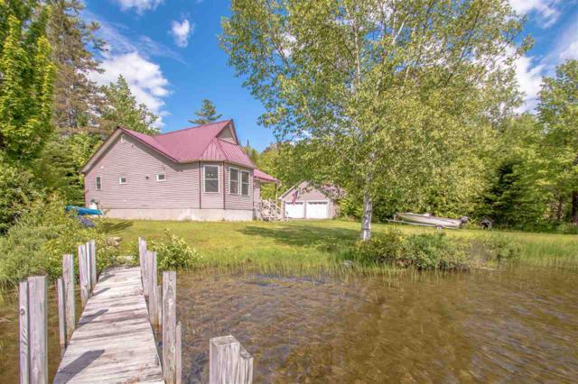 3714 Maidstone Lake Road, Maidstone, VT 05905 (MLS #4760195) :: The Gardner Group