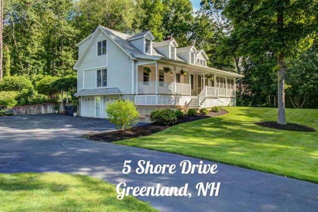 5 Shore Drive, Greenland, NH 03840 (MLS #4760760) :: Lajoie Home Team at Keller Williams Realty