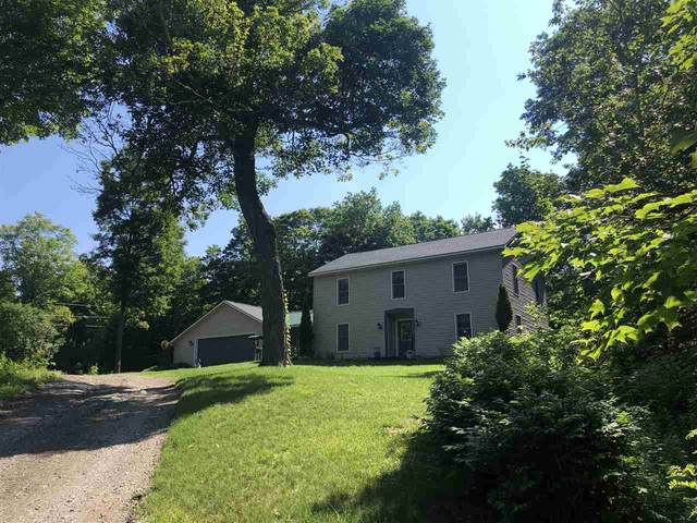 438 Dimick Road, Hardwick, VT 05843 (MLS #4763114) :: The Gardner Group