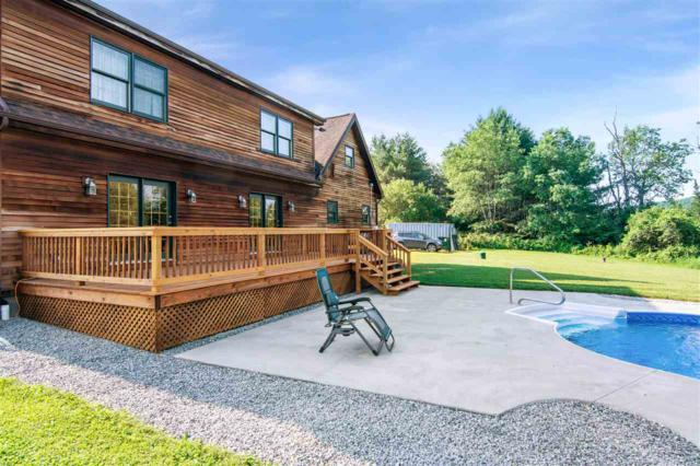 418 Turkey Lane, Hinesburg, VT 05461 (MLS #4763149) :: Hergenrother Realty Group Vermont