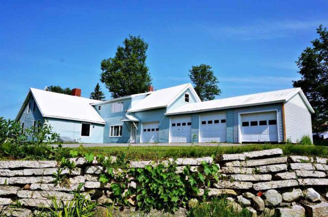 81 Creek Road, Irasburg, VT 05845 (MLS #4763565) :: Keller Williams Coastal Realty
