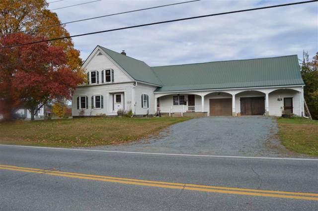 4499 Route 5 South Village, Barnet, VT 05050 (MLS #4774001) :: Keller Williams Coastal Realty