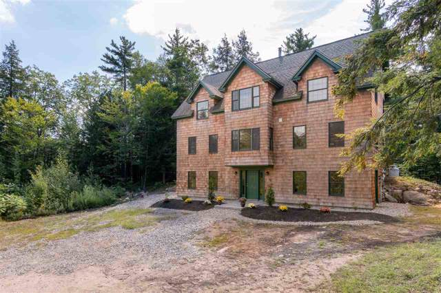 83 Ossipee Mountain Road, Ossipee, NH 03814 (MLS #4776256) :: Lajoie Home Team at Keller Williams Realty