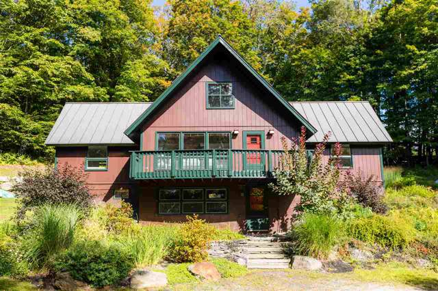 183 Edson Trace Road, Stowe, VT 05672 (MLS #4776502) :: Hergenrother Realty Group Vermont