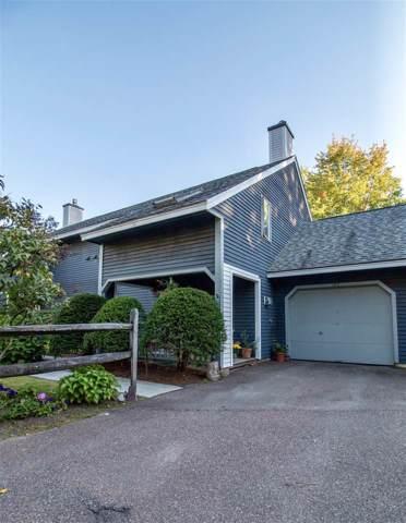 123 Creekside Drive #20, Shelburne, VT 05482 (MLS #4776990) :: The Gardner Group