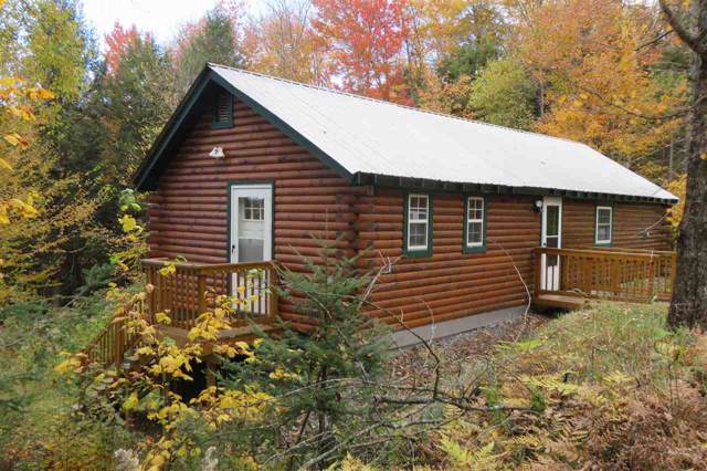 541 East Hill Road, Wolcott, VT 05680 (MLS #4779238) :: Hergenrother Realty Group Vermont