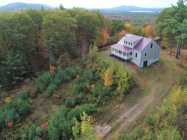 142 Snow Road, Effingham, NH 03882 (MLS #4780440) :: The Hammond Team