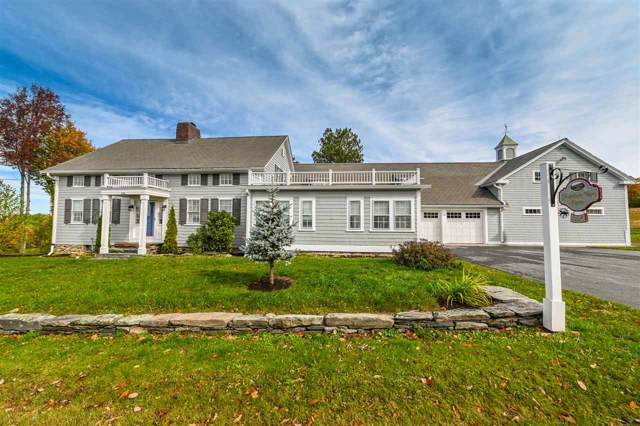 356 Stowe Hill Road, Wilmington, VT 05363 (MLS #4780926) :: The Gardner Group