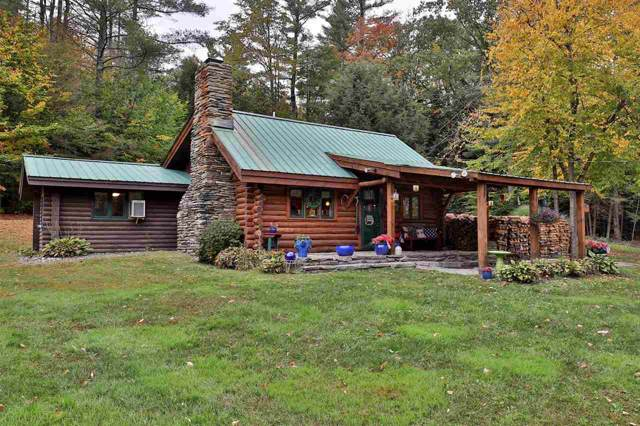 1470 Flamstead Road, Chester, VT 05143 (MLS #4780929) :: Lajoie Home Team at Keller Williams Realty
