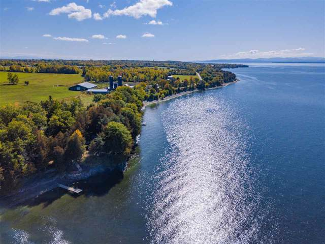 229 West Shore Road, Grand Isle, VT 05458 (MLS #4782261) :: Hergenrother Realty Group Vermont