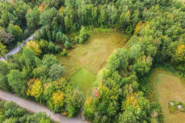 Thistle Hill Place Lot #1, Rutland Town, VT 05701 (MLS #4782367) :: The Gardner Group