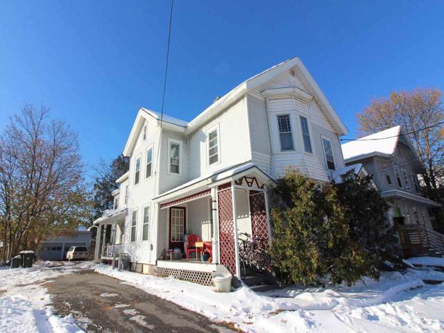 41-43 Clarke Street, Burlington, VT 05401 (MLS #4782590) :: Hergenrother Realty Group Vermont