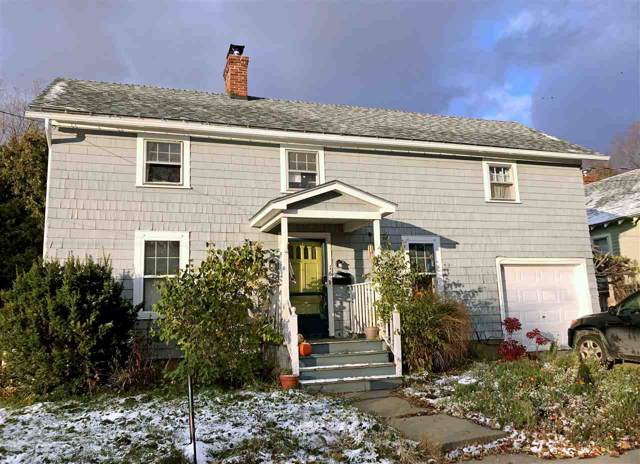16 Hoover Street, Burlington, VT 05401 (MLS #4784170) :: Keller Williams Coastal Realty