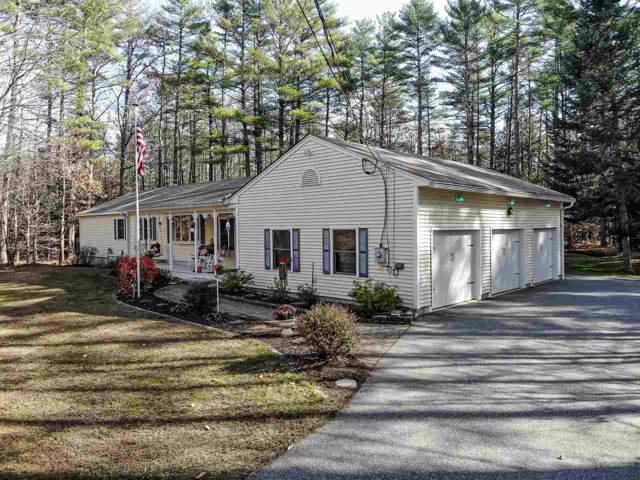 45 Jason Drive, Goffstown, NH 03045 (MLS #4784317) :: Keller Williams Coastal Realty