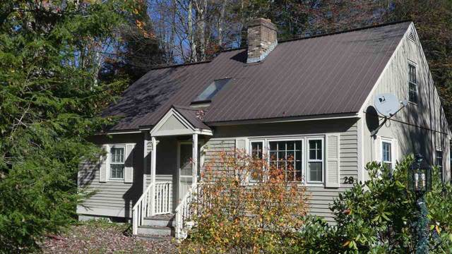 28 Dover Green Road, Dover, VT 05356 (MLS #4784894) :: Hergenrother Realty Group Vermont
