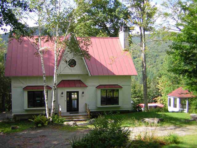 464 Sugarbush Lane, Stowe, VT 05672 (MLS #4785082) :: Hergenrother Realty Group Vermont