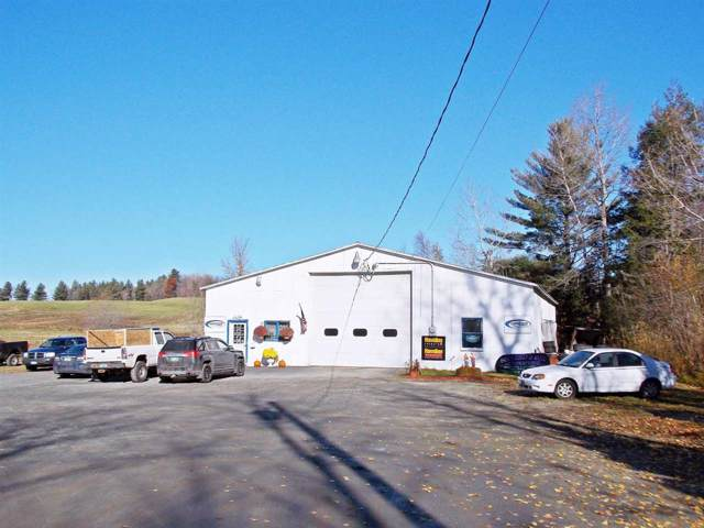 1257 East Main (Route 5) Street, Newport City, VT 05855 (MLS #4785488) :: Team Tringali