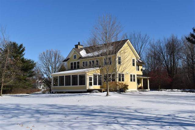 424 Burgey Farm Road, Addison, VT 05491 (MLS #4785506) :: Hergenrother Realty Group Vermont
