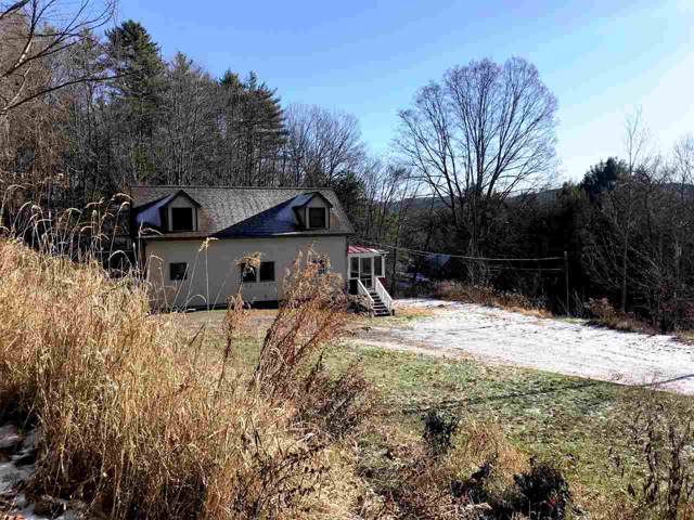 2 Four Wheel Drive, Norwich, VT 05055 (MLS #4785601) :: Hergenrother Realty Group Vermont