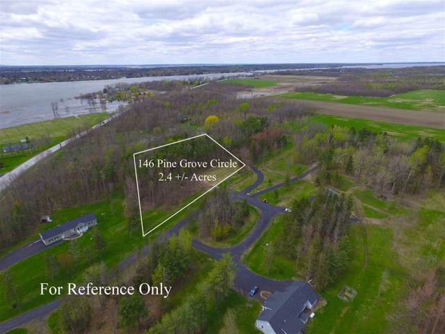 146 Pine Grove Circle #4, North Hero, VT 05474 (MLS #4787881) :: The Hammond Team