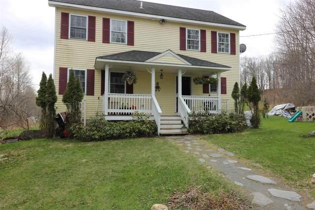 242 Henry Road, Williamstown, VT 05679 (MLS #4788155) :: The Gardner Group