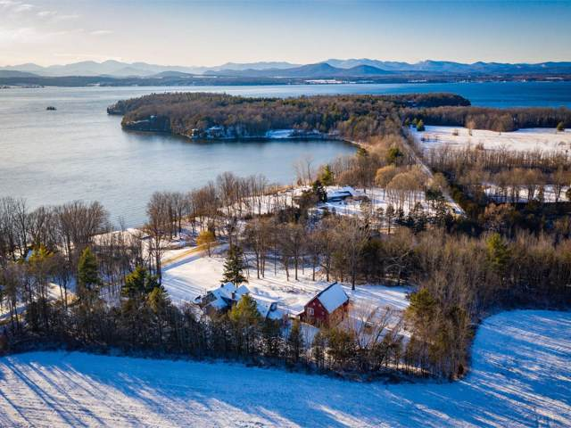 719 Converse Bay Road, Charlotte, VT 05445 (MLS #4789298) :: The Gardner Group