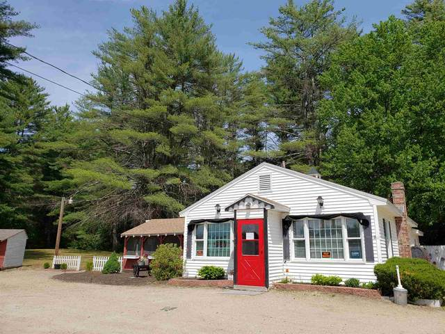 1614 Wakefield Road, Wakefield, NH 03872 (MLS #4789817) :: Keller Williams Coastal Realty