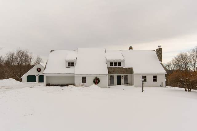 6 Upper French Hollow Road, Winhall, VT 05340 (MLS #4789876) :: The Gardner Group
