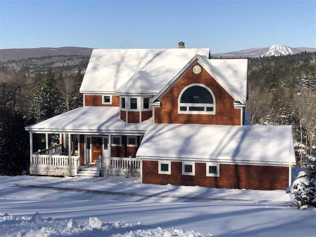 58 Stratton Mtn Access Road, Winhall, VT 05340 (MLS #4790355) :: The Gardner Group