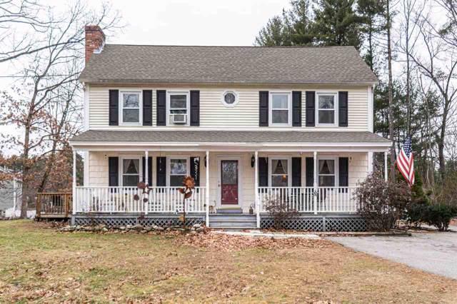 1 Colonial Drive, Pelham, NH 03076 (MLS #4790564) :: Lajoie Home Team at Keller Williams Realty