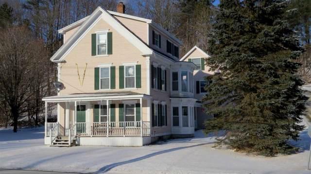 9 High Street, Ludlow, VT 05149 (MLS #4790606) :: Keller Williams Coastal Realty