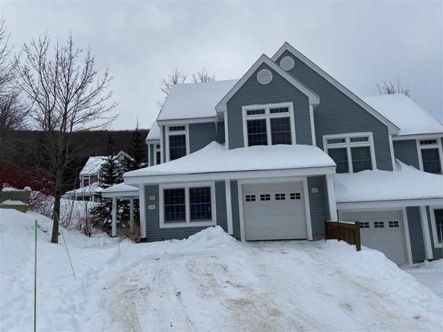 6 A Upper Glades Road 6A, Stratton, VT 05155 (MLS #4790886) :: The Gardner Group