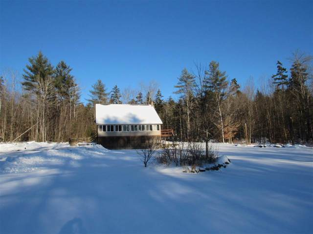 536 Old County Road, Cavendish, VT 05142 (MLS #4791110) :: Hergenrother Realty Group Vermont
