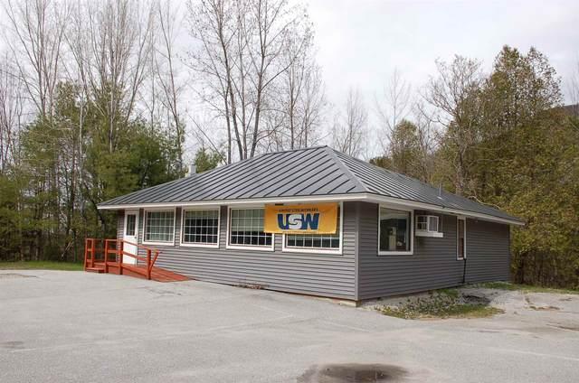 790 East Barre Road, Barre Town, VT 05641 (MLS #4791230) :: The Gardner Group