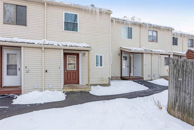 209 Pearl Street #7, Essex, VT 05452 (MLS #4791460) :: The Gardner Group
