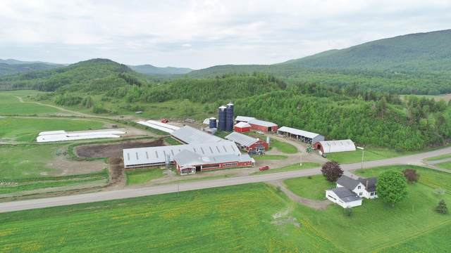 900 Rte 58 West Route, Irasburg, VT 05845 (MLS #4792266) :: The Hammond Team