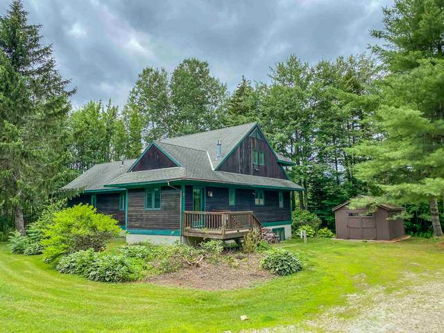 8 Pheasant Lane, Dover, VT 05356 (MLS #4793318) :: Lajoie Home Team at Keller Williams Gateway Realty