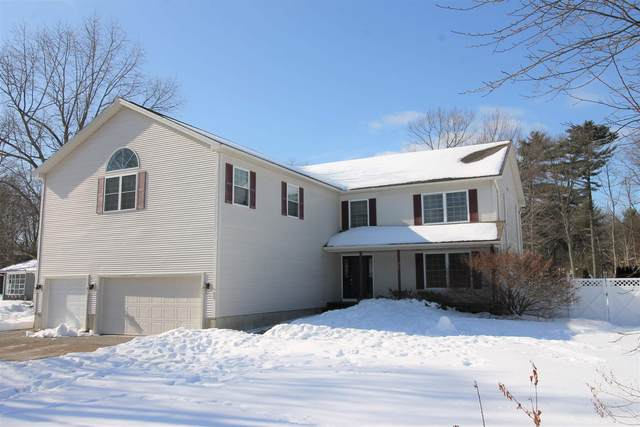 345 Crossfield Drive, Colchester, VT 05446 (MLS #4794210) :: The Gardner Group