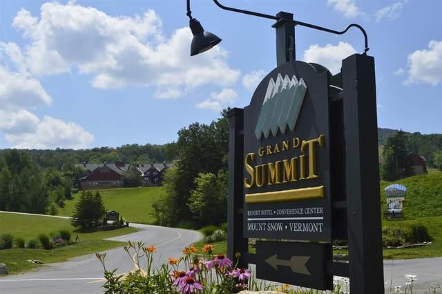 89 Grand Summit Way 316/318-1, Dover, VT 05356 (MLS #4795439) :: The Gardner Group
