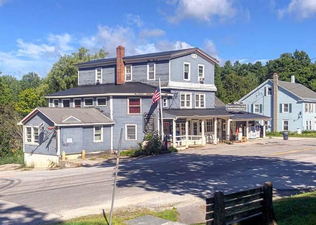 2400 Belmont Road, Mount Holly, VT 05730 (MLS #4795685) :: Keller Williams Coastal Realty