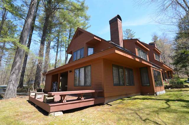 101 Birch Landing Road #9, Plymouth, VT 05056 (MLS #4795881) :: The Gardner Group