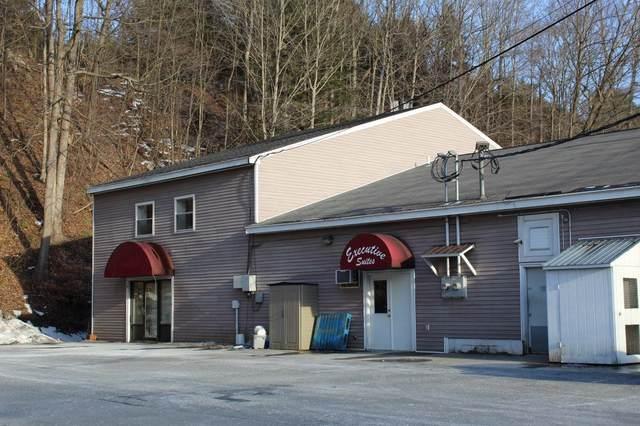 335 River Street 1-5, Springfield, VT 05156 (MLS #4796051) :: Keller Williams Coastal Realty