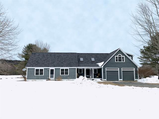 346 Mountain Road, Fairlee, VT 05045 (MLS #4796062) :: Lajoie Home Team at Keller Williams Gateway Realty