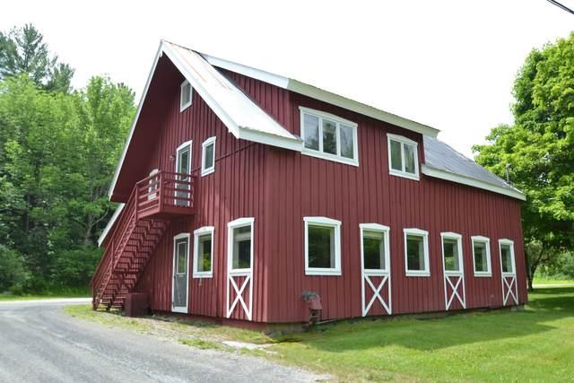 705 Mill Brook Road, Fayston, VT 05673 (MLS #4796900) :: Keller Williams Coastal Realty