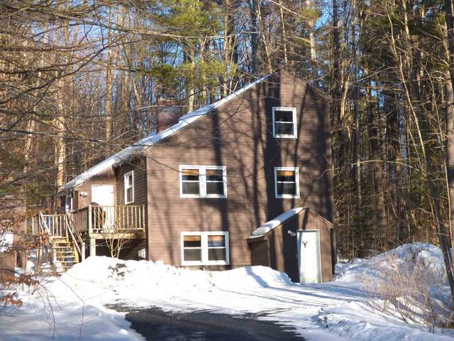 981 Stowe Hollow Road, Stowe, VT 05672 (MLS #4797155) :: The Hammond Team