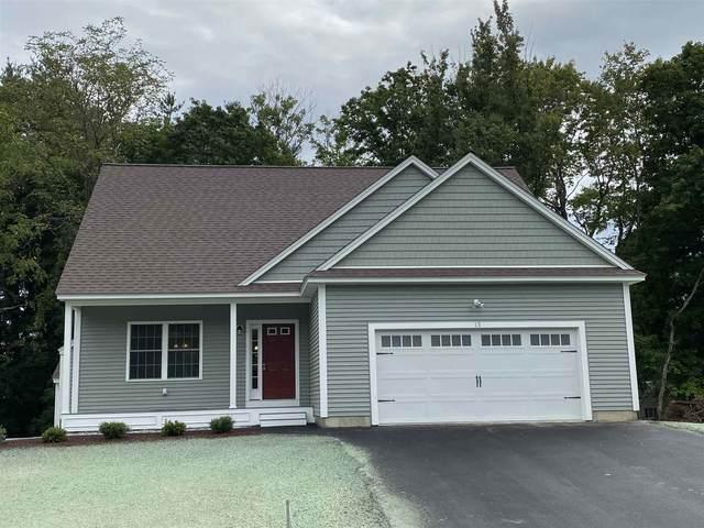 39 Pineview Drive #42, Candia, NH 03034 (MLS #4797512) :: Keller Williams Coastal Realty