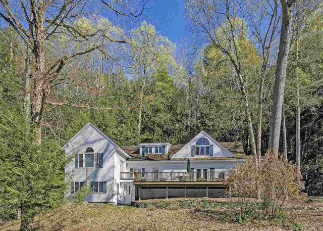 10 Ledge Road, Hanover, NH 03755 (MLS #4798256) :: Hergenrother Realty Group Vermont